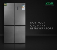 Are you Looking For 4 Door Fridge? Choose Vyom Refrigerator