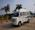 Hire 12 Seater Tempo Traveller- 12 Seater TT Rental