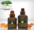 Natural argan oil for SPA benefits for hair and skin 100 % o