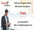 immigration dreams with the best Visa Agents in Thane