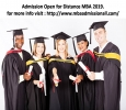 MBA Distance Education|MBA Correspondence Course