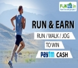 Fun and earn | Run and Earn paytm cash