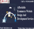 Affordable Ecommerce Website Design And Development Services
