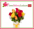 Deliver flowers and cakes and share happiness with your love