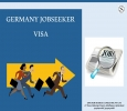 Apply for Germany Job Seeker Visa Services – Contact Sanctum