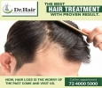 Are you looking for the best hair loss treatment in Jaipur?