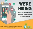 Fresher Android Developers jobs in West Bengal