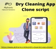 Dry Cleaning app clone script
