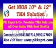 Nios Solved Assignments | Nios Tma Solution for October 2019