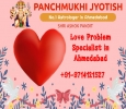 Love Problem Specialist in Ahmedabad
