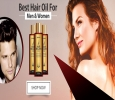 For Superb, Shiny And Gorgeous Hair, Use Hair Oil