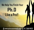 ph.d guidance and software industries