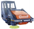 Sweeping Machine for Heavy Industrial Applications