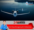Urgently Book Finest Emergency Air Ambulance in Kozhikode