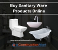 Easy to Buy Sanitary Ware Products Online in Ahmedabad