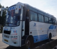 29 Seater Bus hire or rent for 28rs per KM at Whitefield