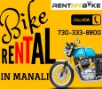 Bikes On Rent in Manali