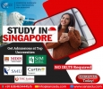 Singapore Study Abroad Agency in Bangalore, Call: +91 636463
