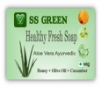 SS GREEN Aloe Vera Healthy Fresh Soap