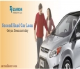 Second Hand Car Loan at Competitive Interest Rate